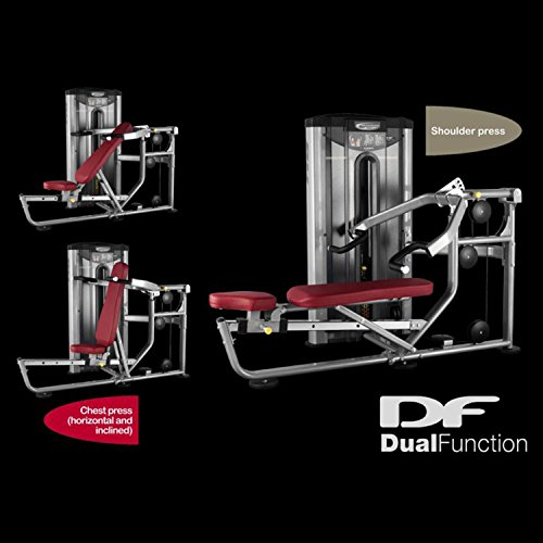 BH Fitness Shoulder Chest Press Dual