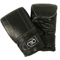 Boxing Mad Boxing Leather Bag Mitt S